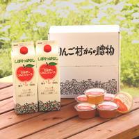 【GS-09】りんごジュースゼリーセット