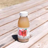 しぼりっぱなしりんごジュース 200ml×1本