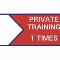 プライベートトレーニング1回券
