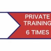 プライベートトレーニングセッション6回券