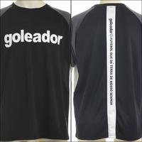 goleador バックラインプラシャツJr【Black 】