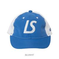 LUZ e SOMBRA LS B/B MESH CAP【BLUWHT】