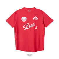 LUZ e SOMBRA SUPERFLY 2 STANDARD PRA-SHIRT【RED】