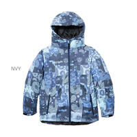 LUZ e SOMBRA PIECE ONE THERMO JACKET【NVY】
