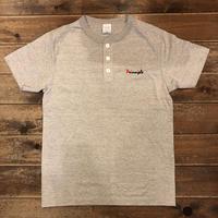 PRINCIPLE ヘンリーネックTシャツ【MIXGRY】