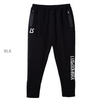 LUZ e SOMBRA P100 STRETCH SWEAT LONG PANTS【BLK】