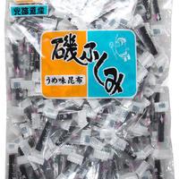 お徳用 磯ふくみ(梅味こんぶ500g入り)昆布飴