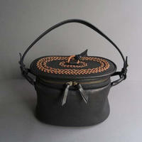 pot-oval (black)