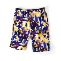 【ya-210018】_ print half pants