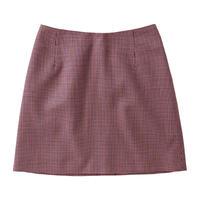 【ya-008】_check skirt