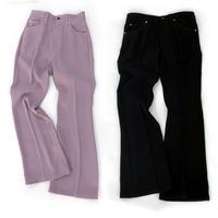 【ya-210021】_ sta-prest flare pants