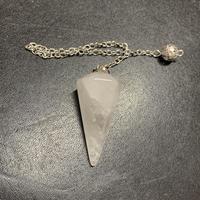 ペンデュラム 水晶