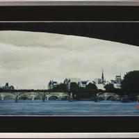 岩永てるみ「Pont des Arts」10号