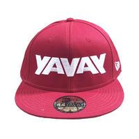 YAVAY キャップ (赤い彗星ver.)