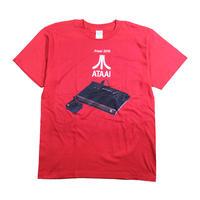 ATAAIちゃんのビデオゲーム機 Tシャツ