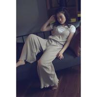 【予約商品】100634 / ランダムリブオールインワン