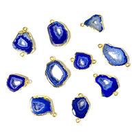カラフルスライスアゲート(GL)ブルー