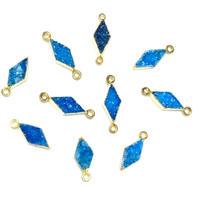 ダイヤ形ドゥルージー(小)GL アクア