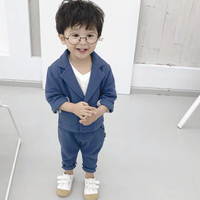 【3色展開】ジャケット×パンツset