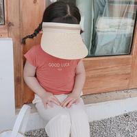【4色展開】GOOD LUCK半袖Tシャツ