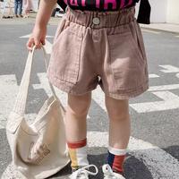 【3色展開】BIGポケットショートパンツ