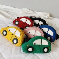 【6色展開】くるま型bag