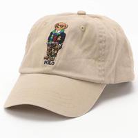 """POLO RALPHLAUREN """"CLASSIC SPORT CAP"""" [KHAKI]"""