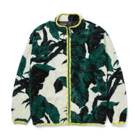 """HUF WORLDWIDE""""SATIVA FLORAL F/Z SHERPA""""2COLORS"""