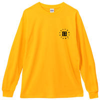 Long Sleeve T-shirt (Orange Yellow)