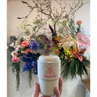 Yeti Fazenda COFFEEタンブラー  【Beige】