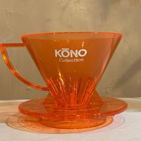 KONO  Collection  meimon  filter/コーノコレクション名門フィルター(クリアオレンジ)限定300個