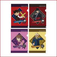 名探偵コナン クリアファイル(全4種)