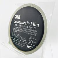 スコッチカルフィルムテープ SC3×5WH 3㎜×5m ホワイト
