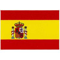 スコッチカル国旗シール スペイン Sサイズ 16mm×24mm