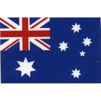 スコッチカル国旗シール オーストラリア Mサイズ 30mm×45mm