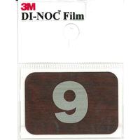 ダイノックサインシール DI-N009S 30㎜×45㎜ 9