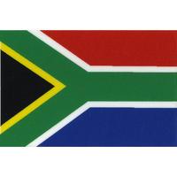 スコッチカル国旗シール 南アフリカ Lサイズ 100mm×150mm