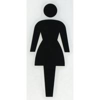 スコッチカルサインシール SC340-008 約40㎜ピクトステッカー 女子
