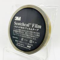 スコッチカルフィルムテープ SC10×5GL 10㎜×5m ゴールド