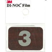 ダイノックサインシール DI-N003S 30㎜×45㎜ 3