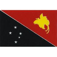 スコッチカル国旗シール パプアニューギニア Mサイズ 16mm×24mm