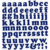 スコッチカルインレタシート 15mmセットパック 書体  クーパー 小文字 JC6BS-37 サファイアブルー
