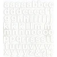 スコッチカルインレタシート 15mmセットパック 書体  ヘルベチカ 小文字 JC1BS-27 マットホワイト