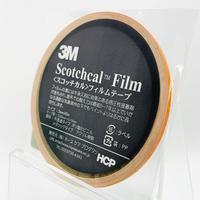 スコッチカルフィルムテープ SC3×5OR 3㎜×5m オレンジ