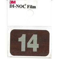 ダイノックサインシール DI-N014S 30㎜×45㎜ 14