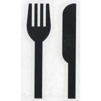 スコッチカルサインシール SC500-057 約90㎜ピクトステッカー レストラン