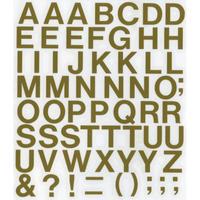 スコッチカルインレタシート 15mmセットパック 書体  ヘルベチカ 大文字 JC1BL-131 サテンゴールド
