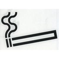 スコッチカルサインシール SC500-013 約90㎜ピクトステッカー 喫煙所