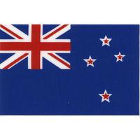 スコッチカル国旗シール ニュージーランド Sサイズ 16mm×24mm