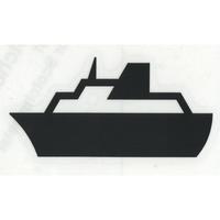スコッチカルサインシール SC500-042 約90㎜ピクトステッカー 船舶/フェリー/港